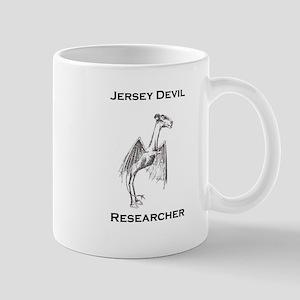 Jersey Devil Researcher 11 oz Ceramic Mug