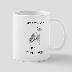 Jersey Devil Believer 11 oz Ceramic Mug