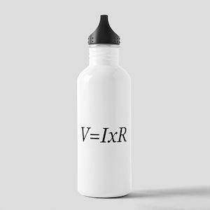 OHM's Law Formula Sports Water Bottle
