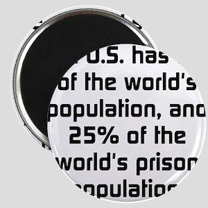 The US Has 5 Percent Magnet