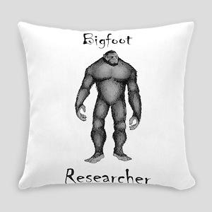 Bigfoot Researcher Everyday Pillow