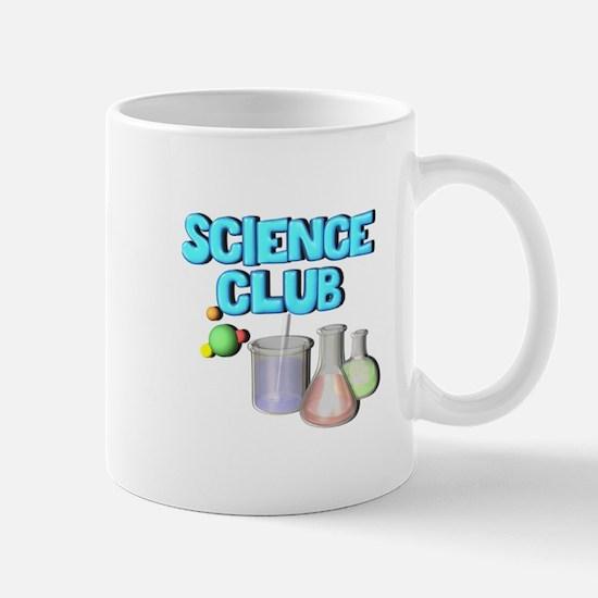 Science Club Mug