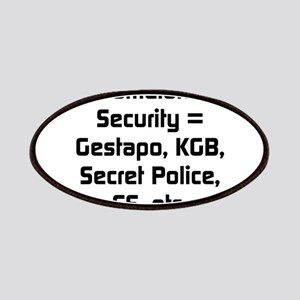 Homeland Security Equals Patch