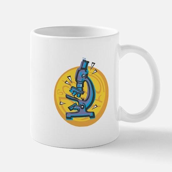 Microscope Design Mug