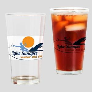 Lake Sunapee Water Ski Club Drinking Glass