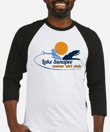 Lake Sunapee Water Ski Club Baseball Jersey