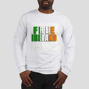 Free Ireland Long Sleeve T-Shirt