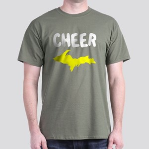 UP Upper Peninsula Michigan Dark T-Shirt