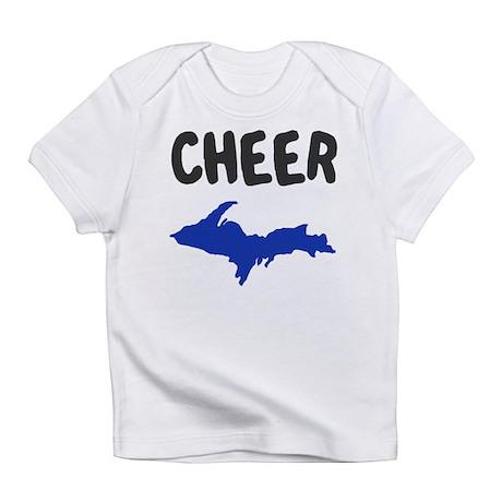 UP Upper Peninsula Michigan Infant T-Shirt
