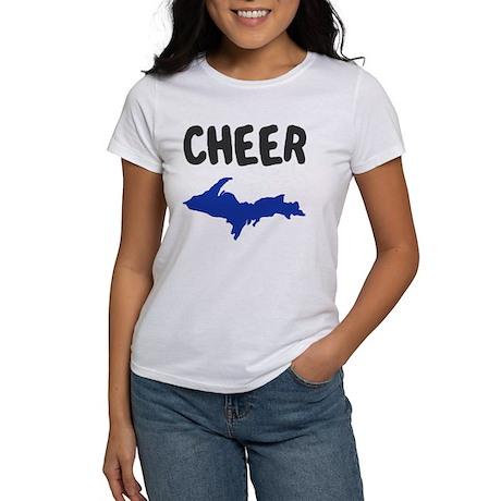 UP Upper Peninsula Michigan Women's T-Shirt
