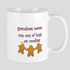 Grandmas always have hugs Mug