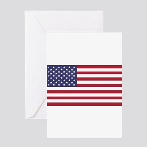 american flag greeting cards cafepress