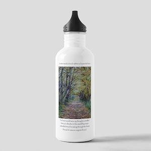 Penrhos woods Water Bottle