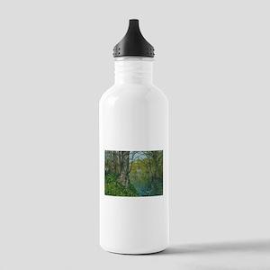 Penrhos ponds Holyhead Water Bottle