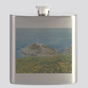 South Stack lighthouse Flask