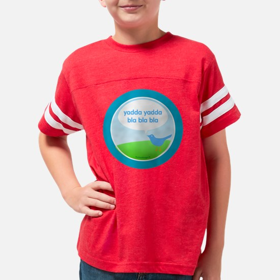 btn-twitter-yadda Youth Football Shirt