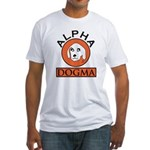 Alpha Dogma Red Men's T-Shirt