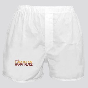 Happy Place Boxer Shorts