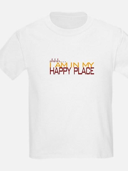 Happy Place Kids T-Shirt