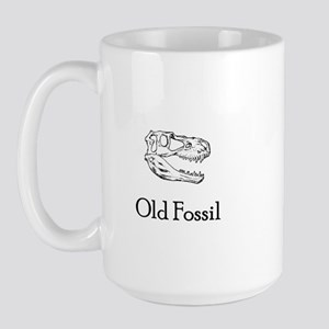Old Fossil Large Mug