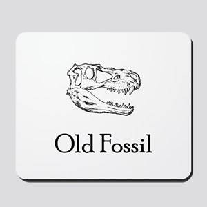 Old Fossil Mousepad