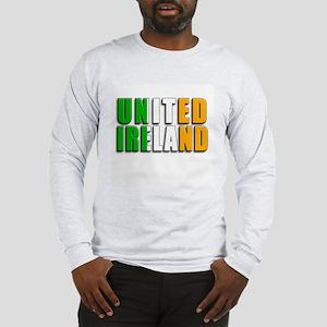 United Ireland Long Sleeve T-Shirt