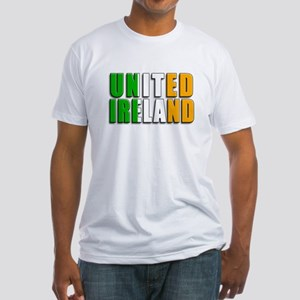 United Ireland Fitted T-Shirt