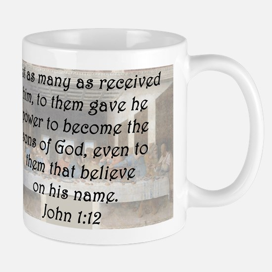 John 1:12 Mug