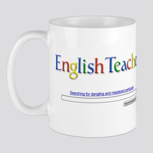 English Teacher Mug