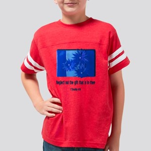 Blue gift Youth Football Shirt