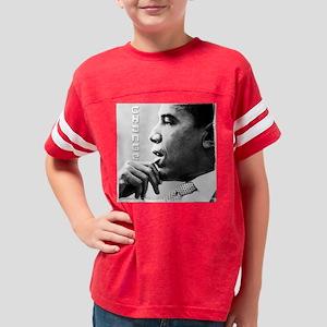 OBAMA CHANGE Youth Football Shirt