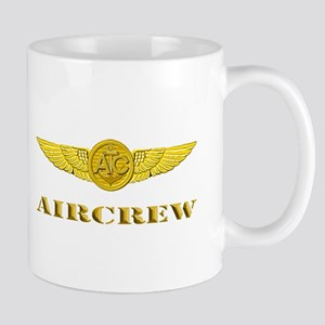 Air Crew Wings Mug