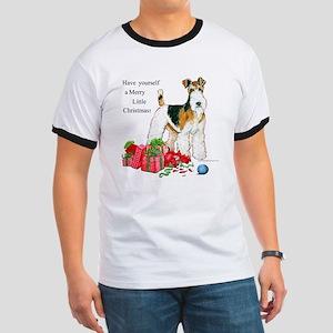 Merry Little Fox Terrier Ringer T