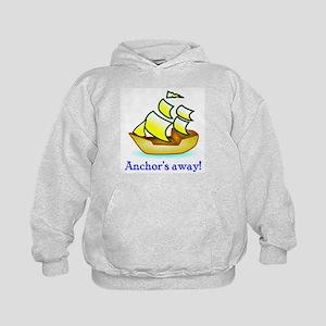 Anchor's away! Kids Hoodie