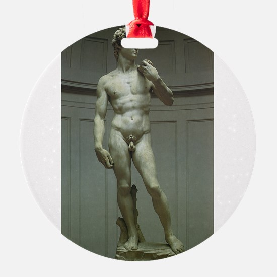Statue of David by Michelangelo Ornament