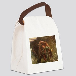 La Belle Dame sans Merci Canvas Lunch Bag