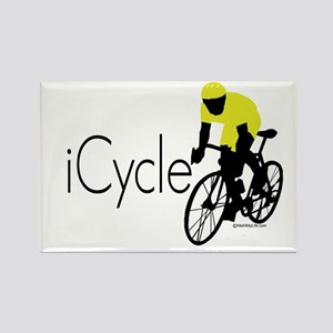 iCycle Rectangle Magnet