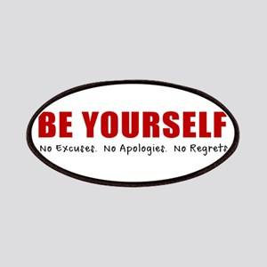 Be Yourself Patches