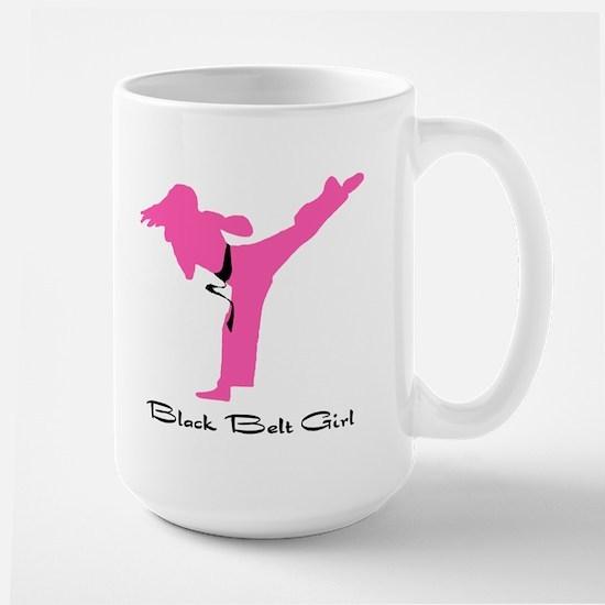 Karate Martial Arts Large Mug