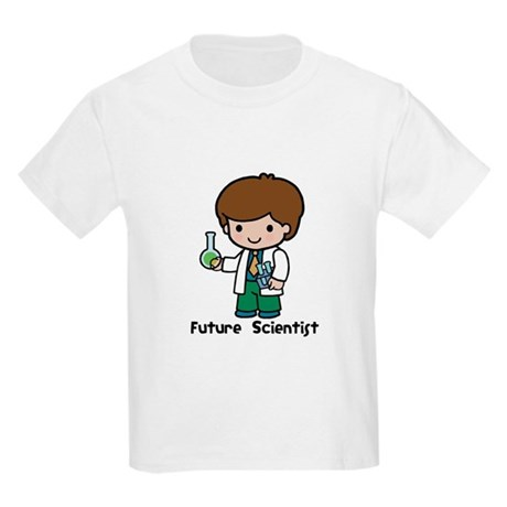 Future Scientist Boy Kids T-Shirt
