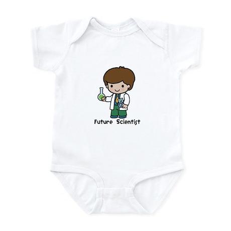 Future Scientist Boy Infant Bodysuit