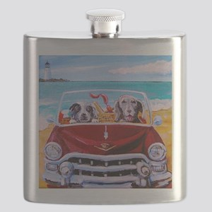 Lexi & Sophie Flask
