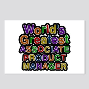 World's Greatest ASSOCIATE PRODUCT MANAGER Postcar