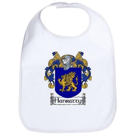 Hanratty Coat of Arms Bib