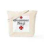 Grammar Nazi Tote Bag