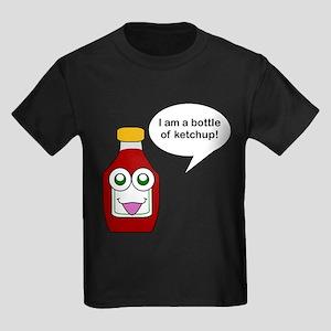 Happy Ketchup Bottle T-Shirt