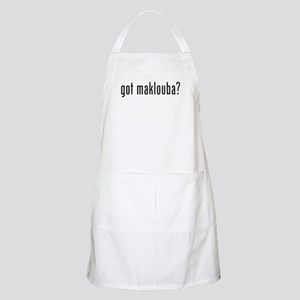 Got Maklouba? BBQ Apron