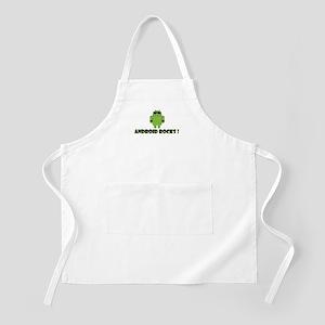 Android Rocks Apron