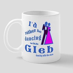 Dancing With Gleb Mug