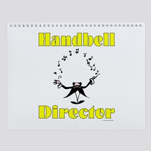 Handbell Director Wall Calendar